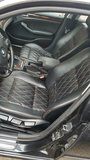 Superdik lederen interieur BMW e46 _8